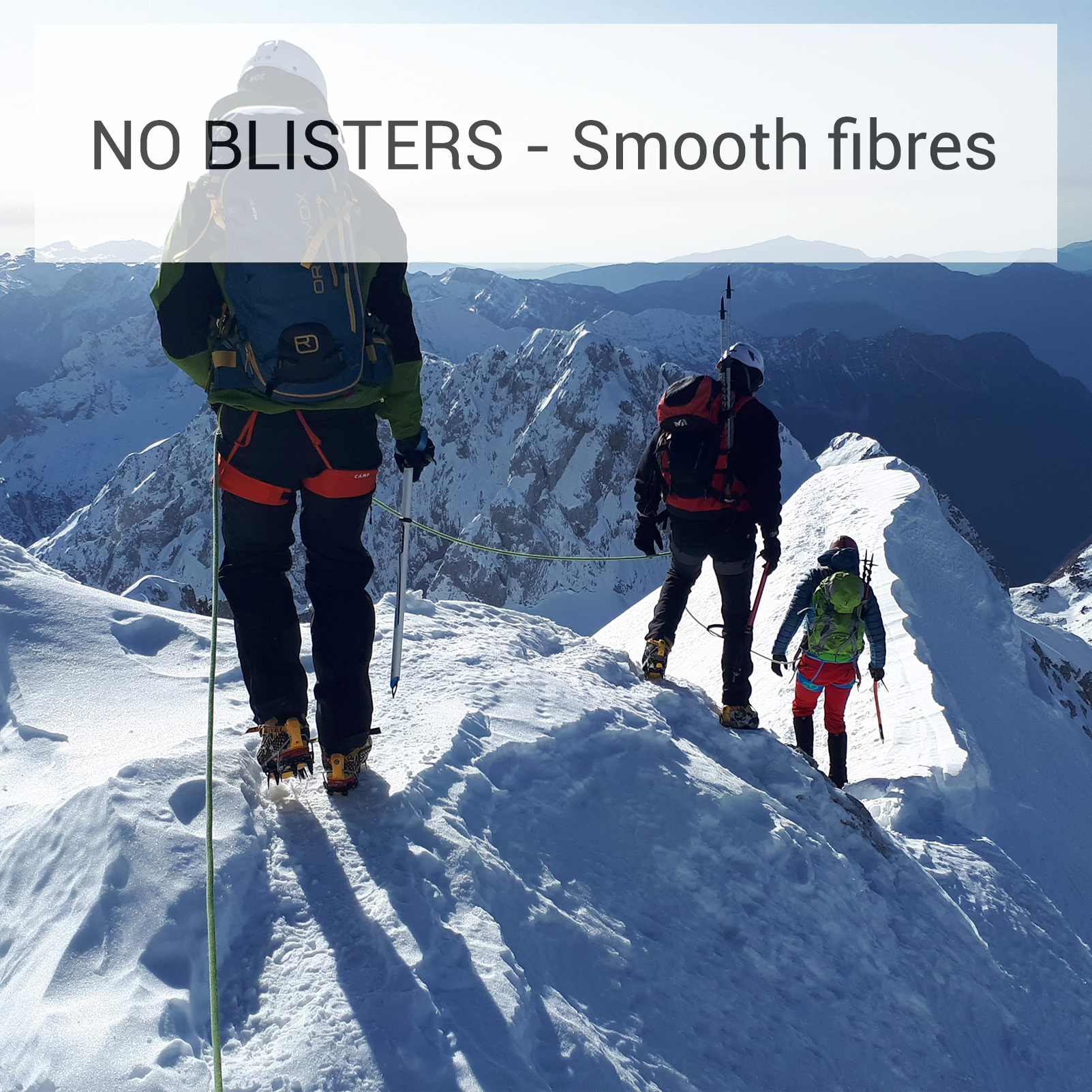 No Blisters Hiking